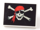 Serie Piratenflagge